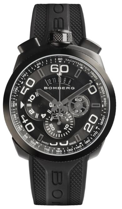 Bomberg Bolt-68 BS45CHPBA.012.3 QUARTZ CHRONOGRAPH replica watch